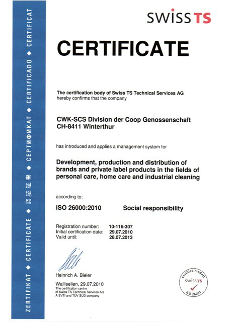 SWISS TS Certificate for CWK-SCS (vga)